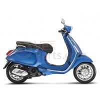 Vespa Sprint blauw Azurro