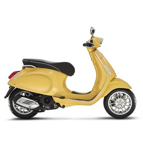 Vespa Sprint geel Gialli