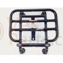 Voordrager opklapbaar Vespa Primavera / Sprint mat zwart orig