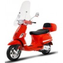 Vespa S Scooter 45km 4T