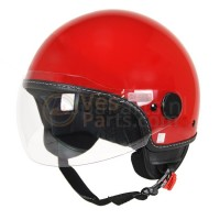 "Vespa Helm ""Visor 2.0"" rood Dragon 894"