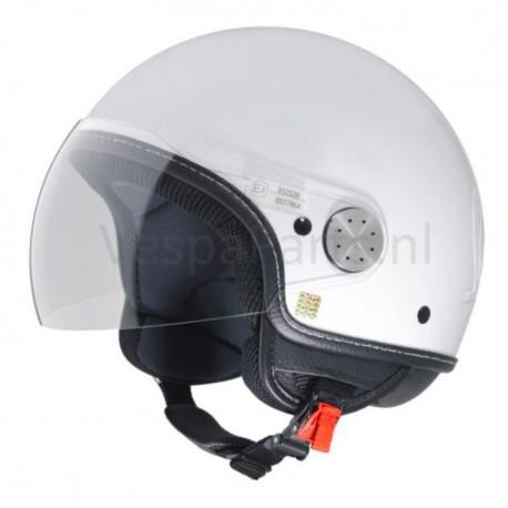 "Vespa Helm ""Visor 2.0"" wit Montebianco 544"