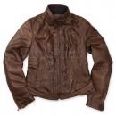 Vespa Jacket Nappaleder dames bruin