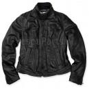 Vespa Jacket Nappaleder dames zwart
