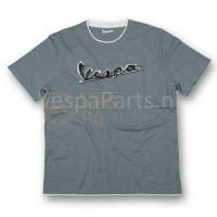 Vespa T-Shirt original heren Grijs