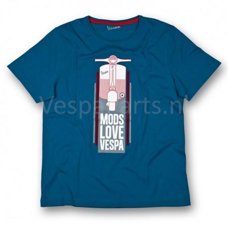 Vespa T-Shirt limited Moods