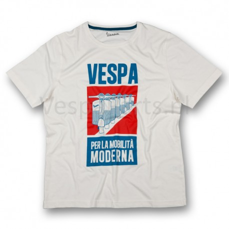 Vespa T-Shirt limited Poster