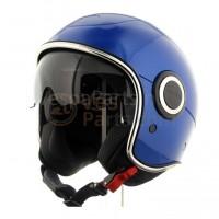Vespa Helm VJ1 blauw Gaiola 261/A