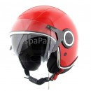 Vespa Helm VJ rood Dragon 894