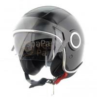 Vespa Helm VJ zwart Nero 94