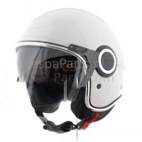 Vespa Helm VJ wit Montebianco 544