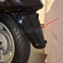 Achterspatbord Vespa Primavera / Sprint origineel (kleur)