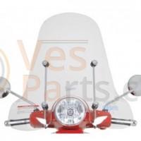 Windscherm Hoog Vespa GT/ GTS