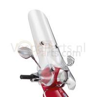 Vespa Sprint Windscherm hoog transparant