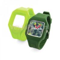 Vespa Horloge cambio Camouflage groen