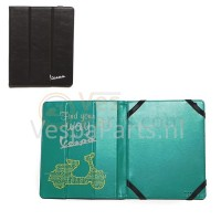 Vespa iPad en Tablet cover FIND YOUR WAY