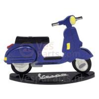 Miniaturen Vespa 2D Vespa PX (donker blauw)