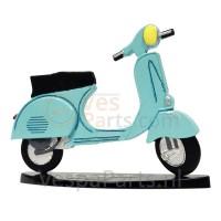 Miniaturen Vespa 2D Vespa GS150 (lichtblauw)