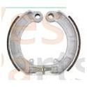 Remsegmenten voor & achter per stel Vespa PK50 Ø binnen 150mm