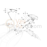 06.Speednut Stuurkapfront Vespa Primavera