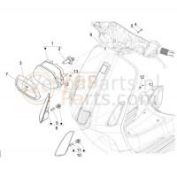02. Halogeenlamp HS1 12V/35/35 Watt voorlicht Primavera/Sprint