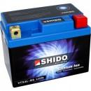 Shido LTX4L-BS Lithium Accu 12V Vespa 2T universeel