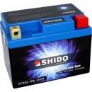 Shido LTX5L-BS Lithium Accu 12V Vespa ET2/PK50