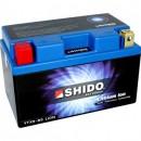 Shido LTX9-BS Lithium Accu 12V Vespa ET4/GTS125