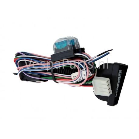 Adaptar/Alarmkabelboom Vespa Scooters (50/150) Piaggio E-1 en E-