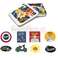 Vespa Stickerset Cadeaubox nieuw