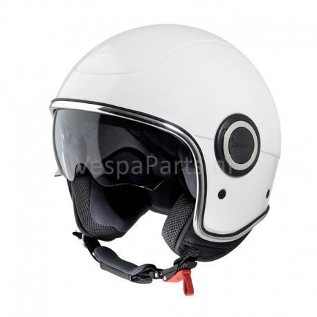 Vespa Helm VJ1 wit Montebianco 544