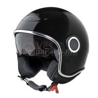 Vespa Helm VJ1 zwart Nero 94