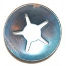 04: Borgclip bevestiging reflector Vespa LX/LXV/S