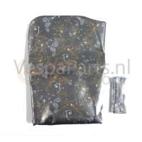 Zadelhoes Buddydek Vespa ET/LX/LXV/S Flower goudbruin