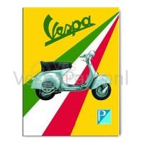 Magneet Vespa Italia