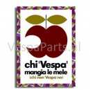 Magneet chi Vespa Mele appel