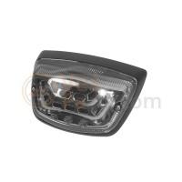 Achterlicht Vespa LX/LXV/S LED smoke-zwart