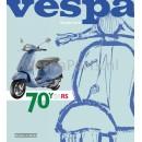 Boek Vespa 70 Jaar door Giorgio Sarti NIEUW