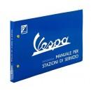Vespa Garagehandboek