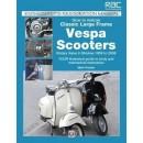 "Vespa Handboek ""How to Restore Classic Smallframe Vespa Scooters"""