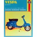 Haynes Werkplaatshandboek Vespa SS90/PV/Sprint/Rally
