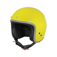 Vespa Helm Colours sun yellow