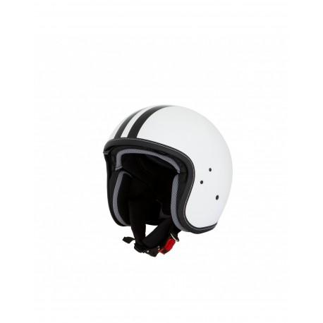 Helm Vespa V-Fiber Jet wit