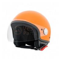 """Vespa Helm """"Visor 2.0"""" oranje 890/A"""