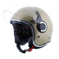 Vespa Helm VJ beige Unico 513/A