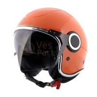 Vespa Helm VJ oranje Coral 889/A