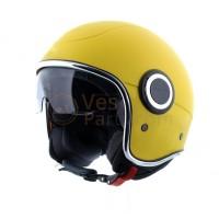 Vespa Helm VJ1 geel Gelosia 974/A