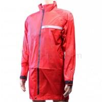 Vespa Regenjas Regenpak lang rood