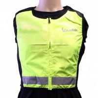 Vespa Veiligheidsvest Fluoriserend geel