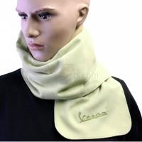 Vespa Fleece Sjaal groen